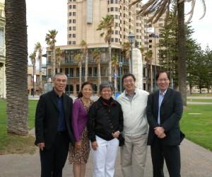 澳紐信徒培訓及活現聖經異象分享會