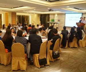 上海餐會及事工分享2012