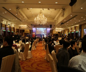 和諧頻道事工分享及籌款餐會 2011