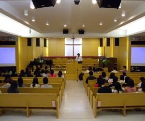 大埔浸信會——「活現聖經」異象分享會