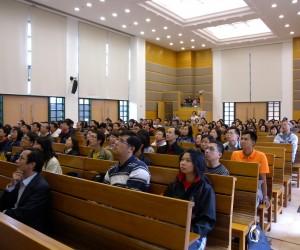 中國神學研究院——異象分享會