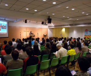 中國基督教播道會恩福堂《五伉團契》