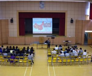 迦密聖道中學《青年團契》