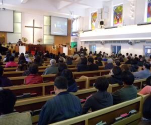 中華基督教會基灣堂——主日崇拜