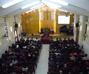 中華基督教完備救恩堂(西貢)——主日崇拜
