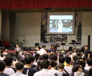 協同第九屆周年佈道大會