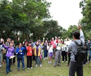 「我們愛」和諧生態健步行