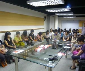 第一城浸信會婦女團-事工分享
